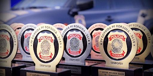 V Corrida da Polícia Federal em Roraima