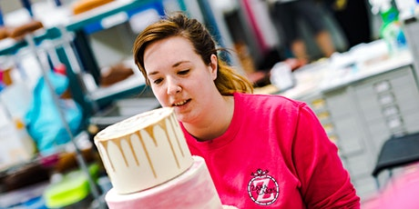 £180 - 2 Tier Cake Decorating Class tickets
