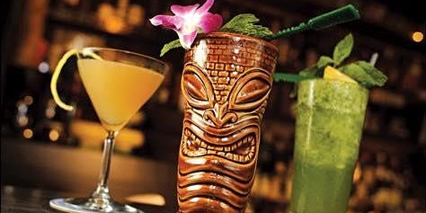 Detroit TIKI Bar/Cocktail Crawl!