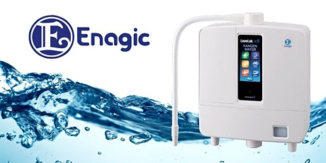 WHAT IS ENAGIC - KANGEN WATER?! HEALTH BUSINESS tickets