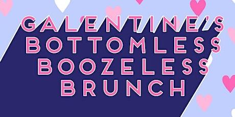 SOBER GIRL SOCIETY: BOTTOMLESS BOOZELESS BRUNCH tickets