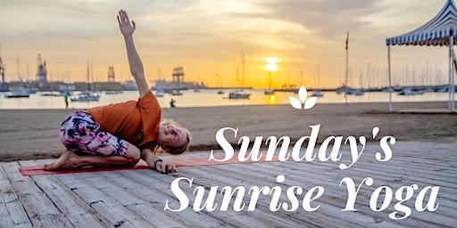 Sunday's Sunrise Yoga, Las Palmas
