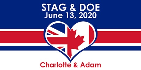 Charlotte & Adam's Stag & Doe! tickets