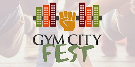 Gym City Fest by Sonam tickets