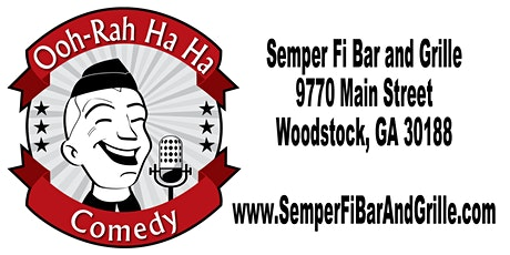 OOH-RAH HA HA Comedy - February 1, 8pm. tickets