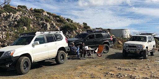 Border Trail 4xAdventure