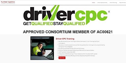 Driver CPC course  DCPC