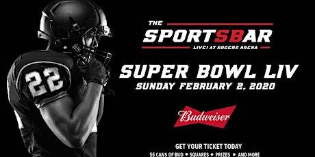 Super Bowl @ Sportsbar Live! tickets