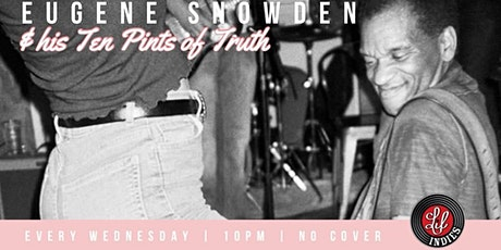 Eugene Snowden & his Ten Pints of Truth tickets