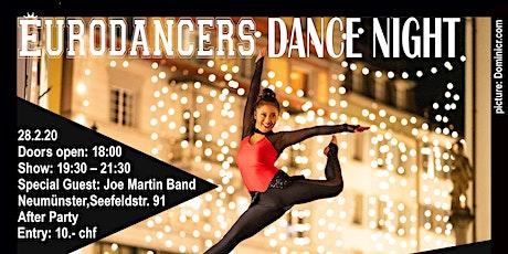 Eurodancers Dance Night tickets