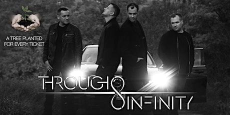 Through Infinity @ Underground, Newcastle Upon Tyne, UK tickets