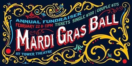 Sixth Annual SixTwelve Mardi Gras Ball