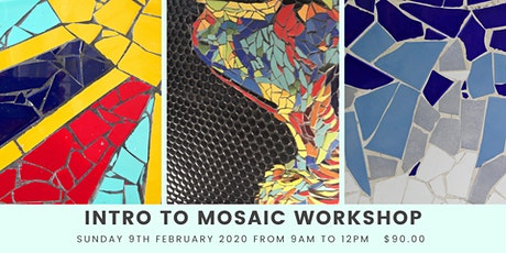 Intro to Mosaic Workshop tickets