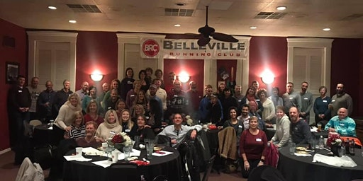 Belleville Running  Club Annual Dinner 2020