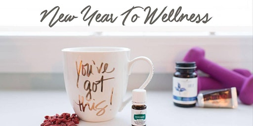 New Year to Wellness DIY with Young Living