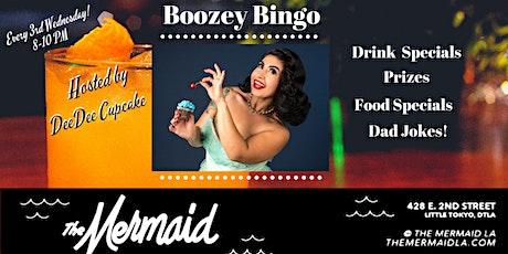 Boozey Bingo Every Third Wednesday Feat. DeeDee Cupcake tickets