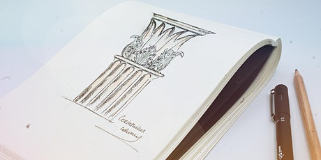 Sketching Architecture of Ancient Greece tickets