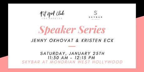 Skybar Saturdays Speaker Series: Financial Fitness tickets