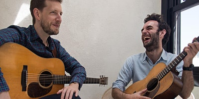 CANCELLED: POSTPONED: JULIAN LAGE & CHRIS ELDRIDGE