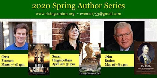 Spring 2020 Author Series