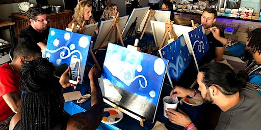 Be your Own Gogh: Starry-night Paint Classes
