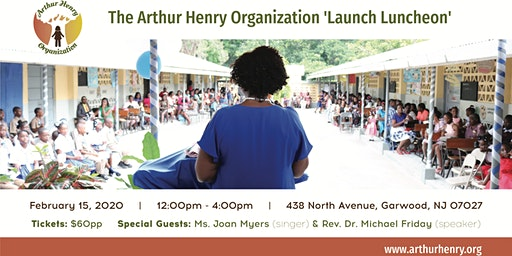The Arthur Henry Organization Luncheon