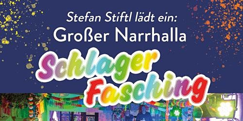 """Schlagerfasching im Wirtshaus """"Zum Stiftl"""