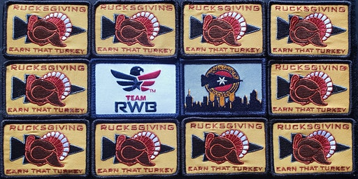 Team RWB Tulsa and GCR Rucksgiving 2020