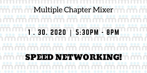 Multiple Chapter Networking MIxer