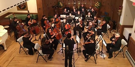 New Inlet Chamber Orchestra Plays Schubert, Ravel, and Sibelius