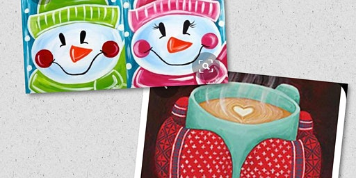 Snowman or Mug Open Studio