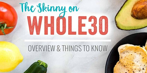 Weight Loss - Mindfulness - Support Group - Whole30