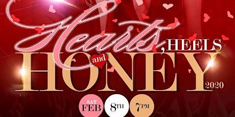 Hearts, Heels and Honey tickets