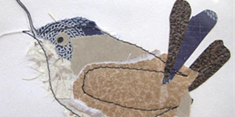 Paper Art with Mary Jane Walker - Free Workshop for Kids tickets