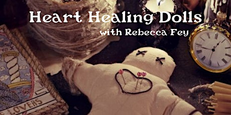 Heart Healing Dolls tickets