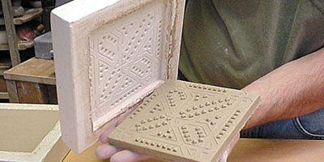 Molds and Making with Clay tickets