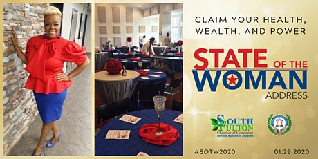 State of the Woman Address 2020 tickets