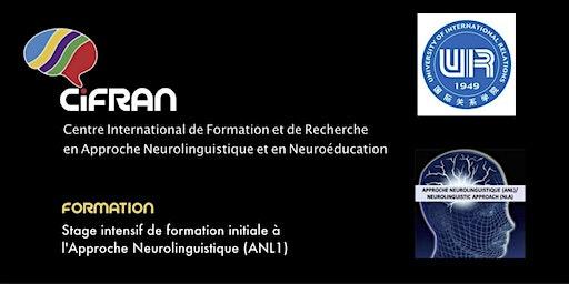 ANL1- Beijing - Stage de formation initiale à l'Approche Neurolinguistique