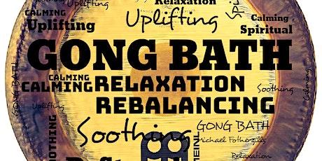 Seaton Sluice Sound Gong Bath tickets