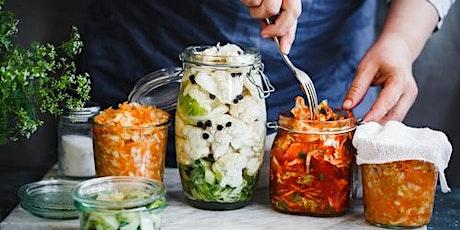 Gut Health Master Class- Home Fermentation for Beginners 23 tickets