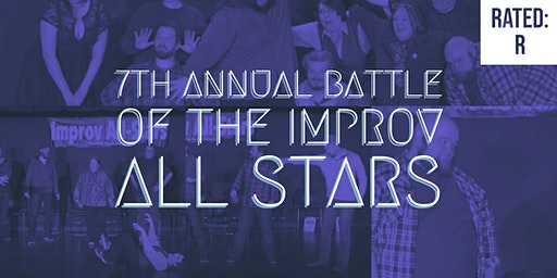 7th Annual Battle of the Improv All Stars