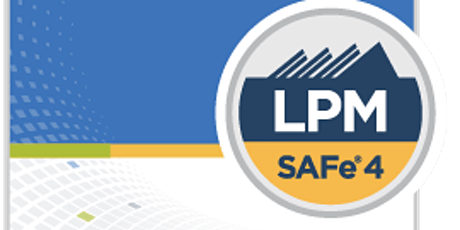 SAFe for Lean Portfolio Management (5.0)--SOLD OUT--EMAIL FOR WAITLIST tickets