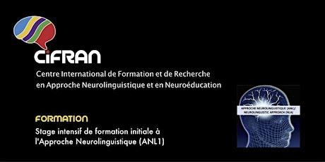 ANL1- Québec - Stage de formation initiale à l'Approche Neurolinguistique de l'enseignement des langues secondes/étrangères billets