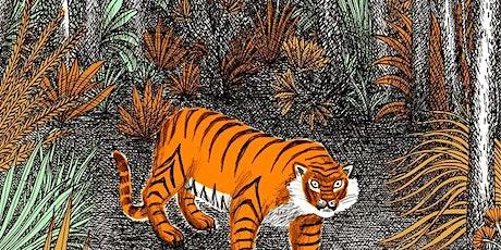 "Talk: Vineet Lal on ""Panthéra Tigris"" by Sylvain Alzial tickets"