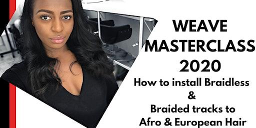 Weave Masterclass 2020: Heroine Hair Salon