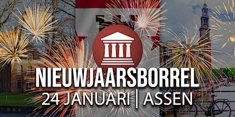 Nieuwjaarsborrel FVD Drenthe - Assen tickets
