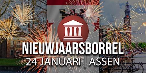Nieuwjaarsborrel FVD Drenthe - Assen