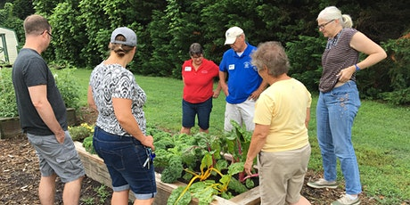 Healthy Garden Series: Berries and Bugs tickets
