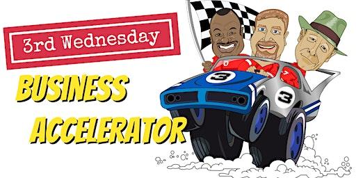 Third Wednesday Business Accelerator Morning Mastermind