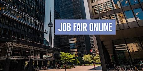 Job Fair Online: Talent Registration tickets